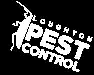 Loughton Pest Control Main Logo - White